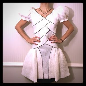 Silk dress Chanel