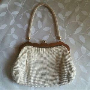 Vintage 1940s Mesh Handbag by Whiting & Davis Co.