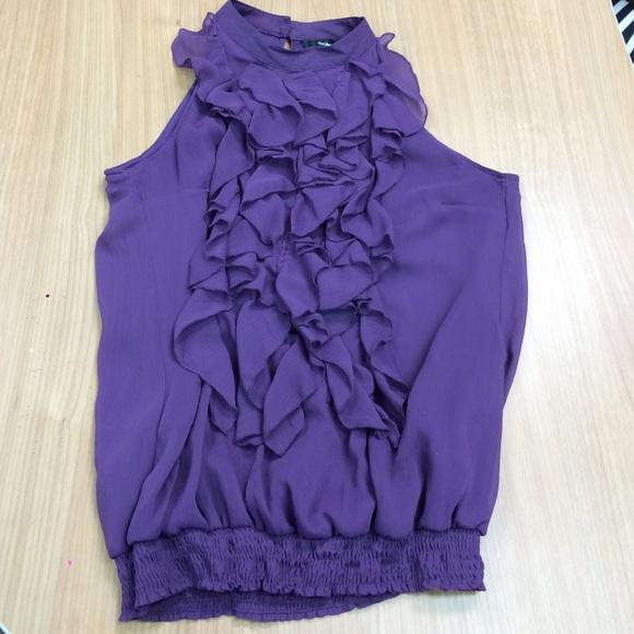 59efc72bc6b Cute purple blouse