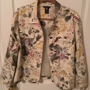 Multiples Jackets & Blazers - Floral Jacket