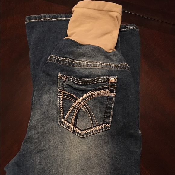 Wallflower - Maternity Jeans by WallFlower from April's closet on ...