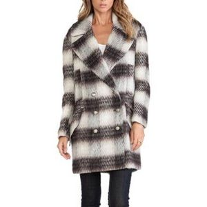 Tommy Plaid coat