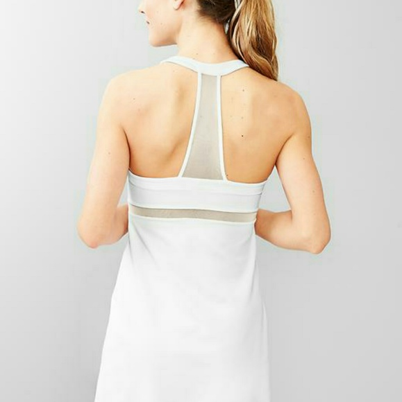 1c1272372053 GAP Dresses   Fit Mesh Tennis Dress   Poshmark