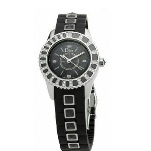 Christian Dior Black Sapphire Watch. Authentic!
