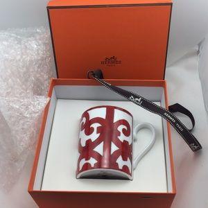 Authentic Hermes Mug!