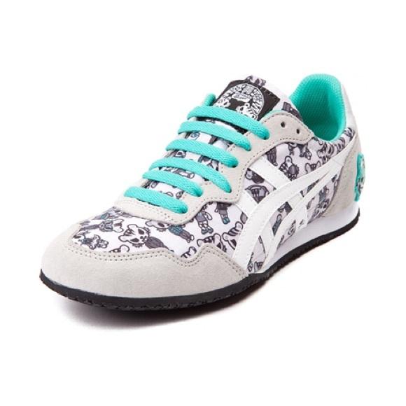 timeless design 82140 a685f Tokidoki x Onitsuka Tiger Womens Serrano White Boutique