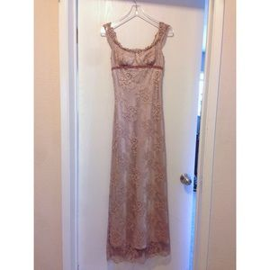 Dresses & Skirts - Lavender Lace Dress