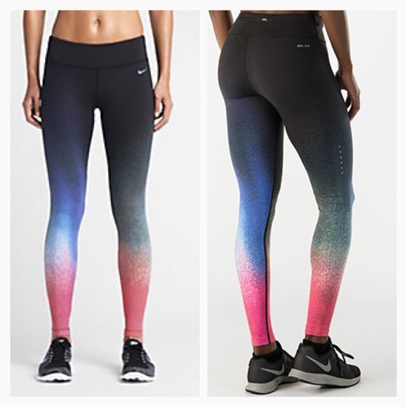 Women Nike Running Tights  817de7a93