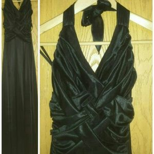 Dresses & Skirts - Long black dress