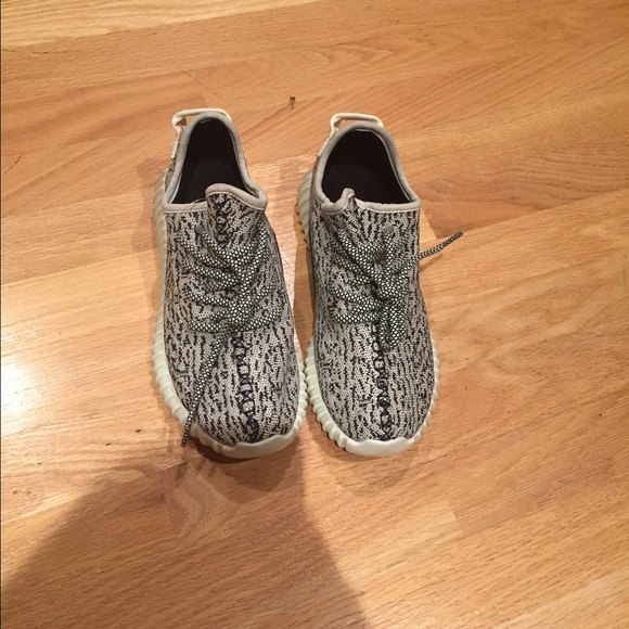 a7105189b Yeezy boost 350 authentic turtle dove mens size 6