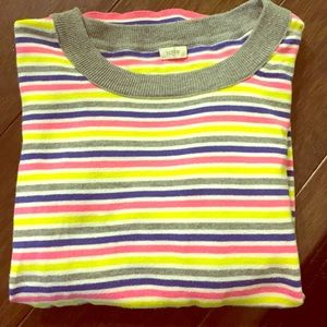 J. Crew Tops - MOVING SALE!💐Bright Jcrew summer sweater!