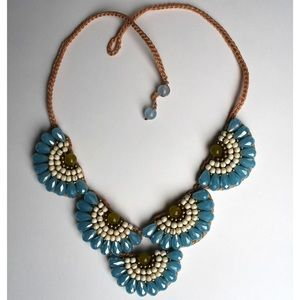 "The ""Nadia"" Rhinestone Statement Necklace"