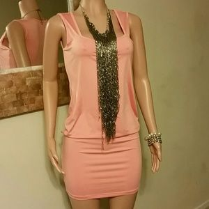 Dresses & Skirts - Peachy Keen Dress