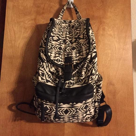 Madden Girl Handbags - Aztec Backpack 9153ebe2da3e6