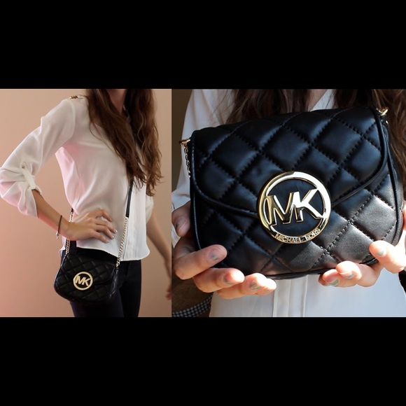 16% off MICHAEL Michael Kors Handbags - NWT Michael Kors Fulton ... : michael kors fulton quilted tote - Adamdwight.com