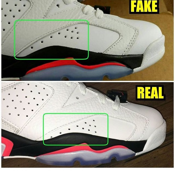 official photos 6b0f0 85cfb In search of Air Jordan infrared 6 low