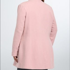 238a7bca813 torrid Jackets   Coats - Rare Torrid Military Midi Style Coat Plus Size 3