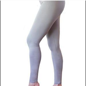 Peony and Moss Pants - Grey leggings