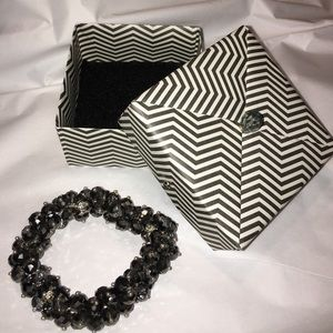 Gift idea Crystal bracelet and box