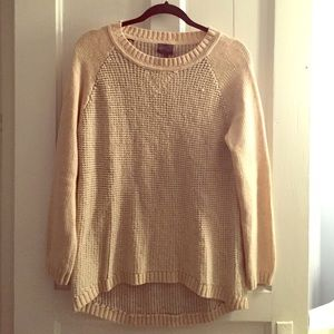 Market & Spruce High-Low Sweater