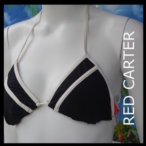 Red Carter Other - $10 SWIM BUNDLE SALE NEW RED CARTER black bra  top