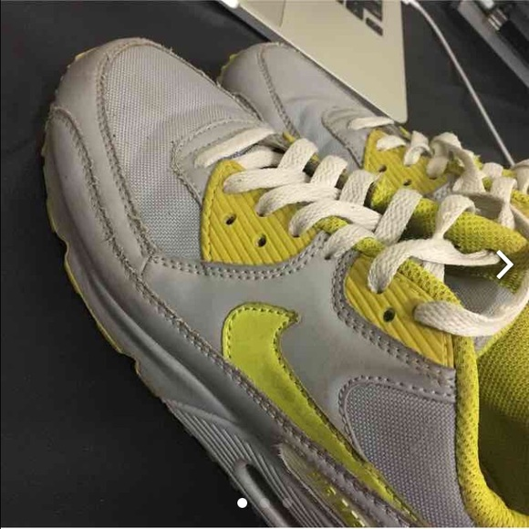 alquiler Subir Antorchas  Nike Shoes | Air Max Grey Yellow | Poshmark