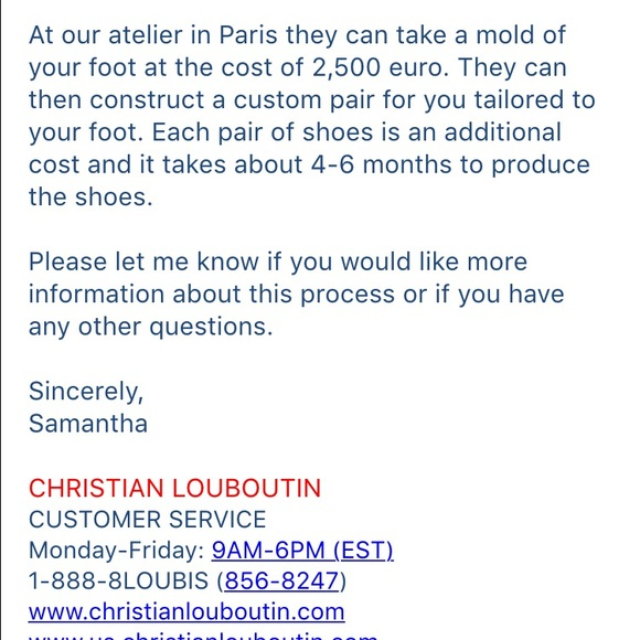 christian louboutin pigalle follies 100 sizing