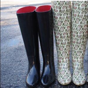 Shoes - Jeffrey Campbell rain boots
