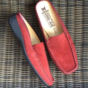 Mephisto Shoes - Mephisto red loafer NWOT