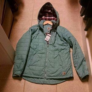 21c73f102e99f carhartt Jackets & Coats | Amoret Jacket | Poshmark