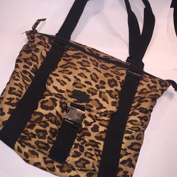 Ralph Lauren leopard print shoulder tote bag. M 5671b803d3a2a71c540907a3 3675a896f8737