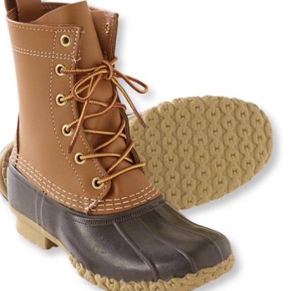 13% off L.L. Bean Shoes - L.L. Bean Boots Women's size 7 from ...
