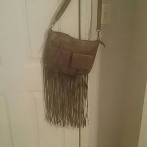 Handbags - Fringe Crossbody