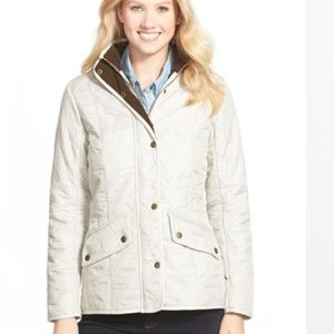Barbour Calvary quilted jacket