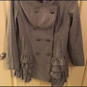 Jackets & Blazers - Grey Coat