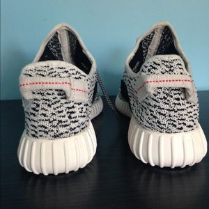 First Look: Yeezy 350 Boost V2 Turtle Dove Glow in the Dark + on Foot