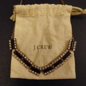 J. Crew Necklace (Black)