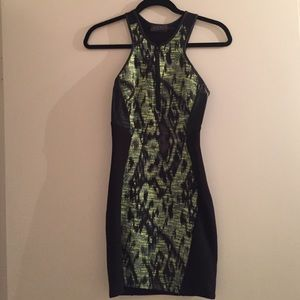 Astr bodycon dress