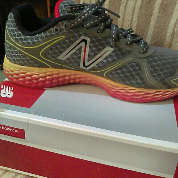 55 off new balance shoes new balance 980 fresh foam for Fish tennis shoes