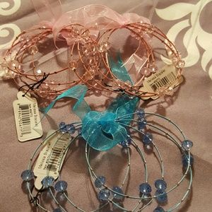 Jewelry - Set of 3 Melissa Bracelets