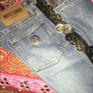 Moschino jeans 😍 Vintage