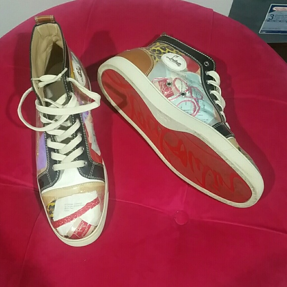 a8007e30246f Christian Louboutin Other - Authentic Louboutin Sneakers for Men
