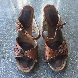 Vintage Brazilian sandals