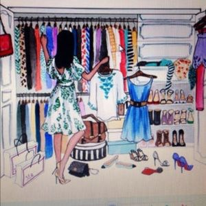 Check out my closet