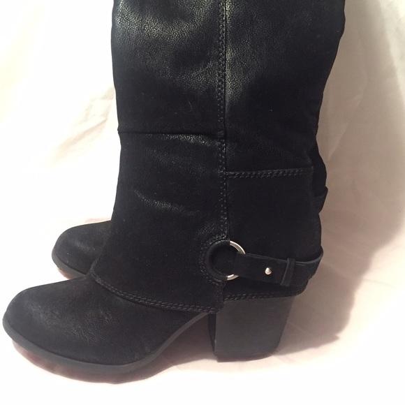 Fergie Shoes Fergalicious Boots Poshmark