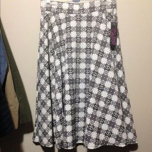 ModCloth Dresses & Skirts - Modcloth skull skirt