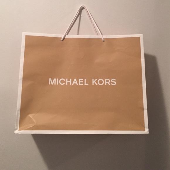 Michael Kors - Last chance - MK medium size shopping bag from ...