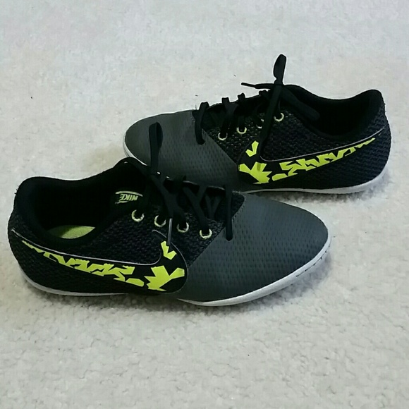Nike Shoes Nice Youth 55 Indoor Soccer Cleats Poshmark