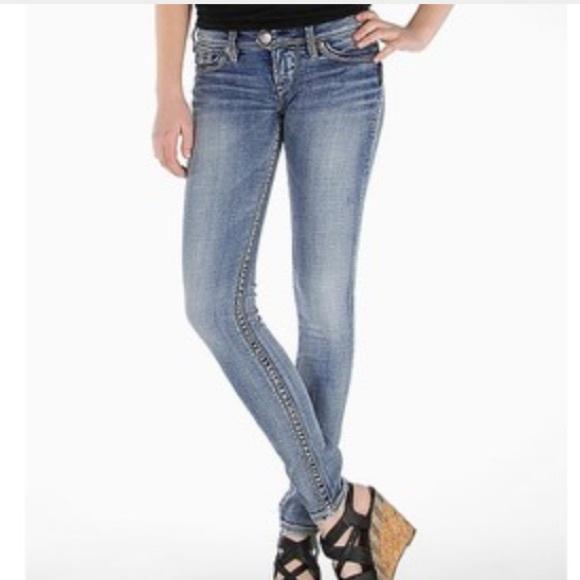 74% off Silver Jeans Denim - Silver Camden Rose Skinny Jeans 26x31