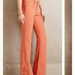 Anthropologie Jeans - Pilcro Stet Corduroy Flare Jeans